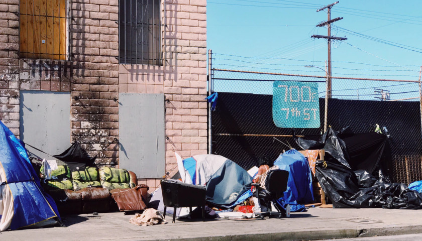 Homeless Encampment in West Nashville Growing, Businesses Asking for Change