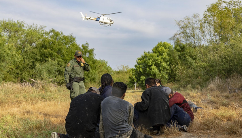 Over 200,000 Illegal Migrants Encountered at the Southern Border for the Second Month in a Row