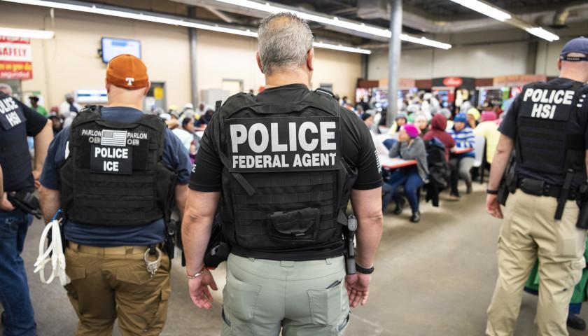 House Democrats Propose Defunding Immigration Enforcement Agencies Amid Border Crisis
