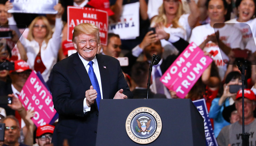 Former President Trump to Host Rally in Georgia