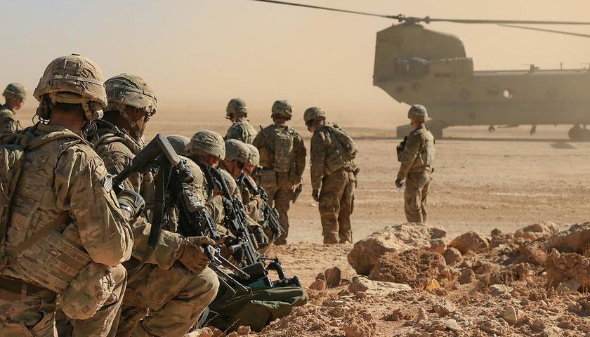 Biden Waived Report on Afghanistan Drawdown in June