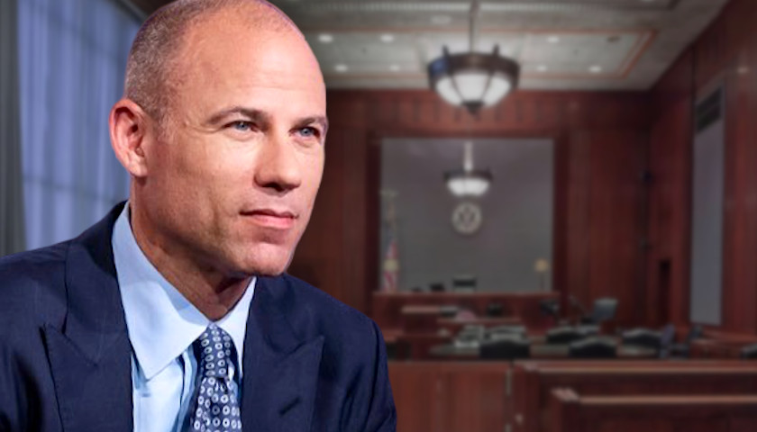 'Creepy Porn Lawyer' Michael Avenatti Cries as He's Sentenced to Prison for 30 Months for Trying to Extort Nike