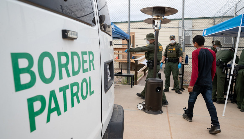 Illegal Border Crossings Continue to Spike, as Do COVID Cases