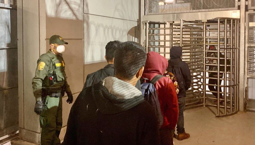 Migrants Who Entered the U.S. Illegally Say Crossing Legally Is Only for 'Privileged People'