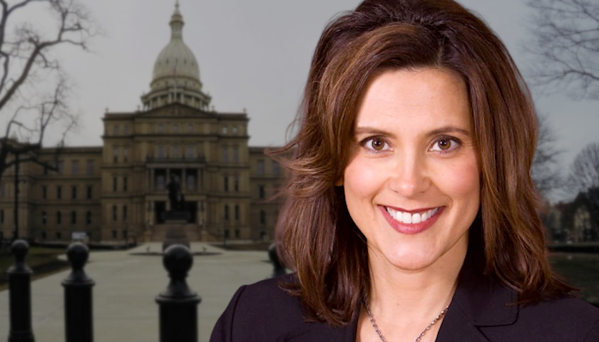 Michigan Gov. Gretchen Whitmer Vetoes Funds 'Encouraging Adoptions as Alternative to Abortion'