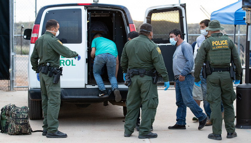 $3.5 Trillion Budget Reconciliation Package Includes Mass Amnesty for Millions of Illegals