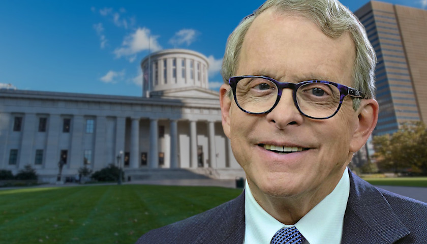 Committee for a Better Ohio and Mercer County GOP Challenge State Party's Support of DeWine