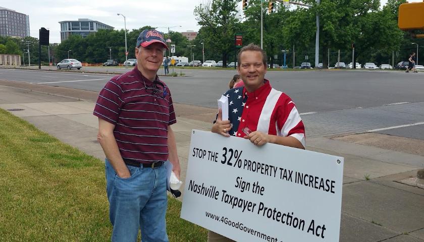 'Save Nashville Now' Files Suit Against Davidson County Election Commission over Nashville Taxpayer Protection Act
