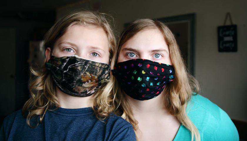 Arizona Republican Gubernatorial Candidate Calls for Executive Order Against School Mask Mandates