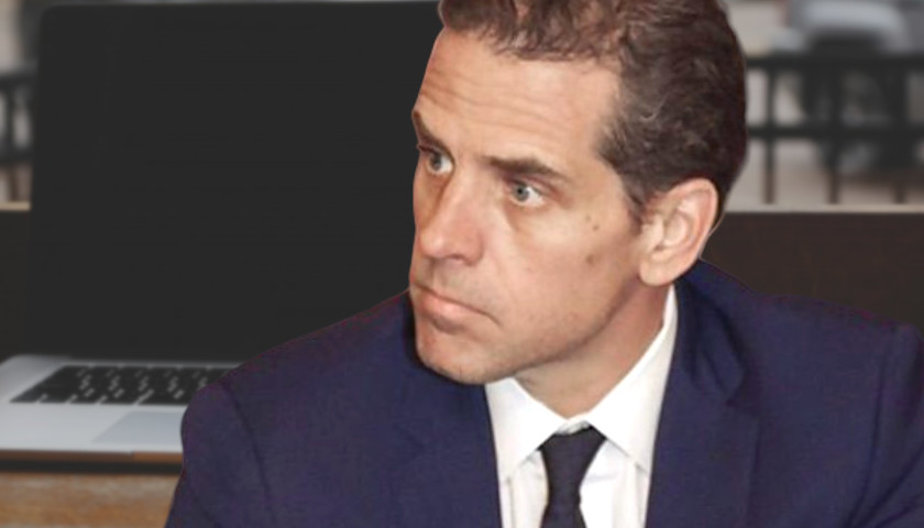 New York Times Quietly Updates Report After Calling Hunter Biden Laptop Story 'Unsubstantiated'