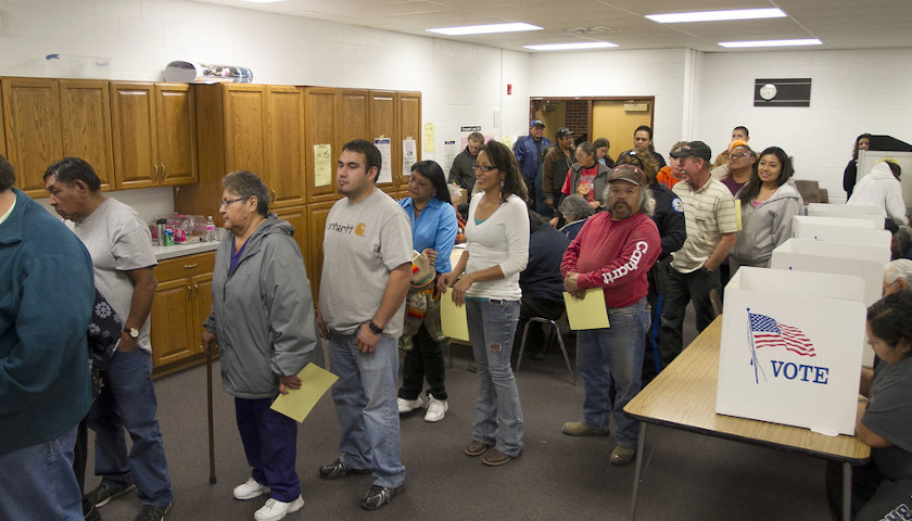 Independents Surge, Equal Number of Democrats in Arizona