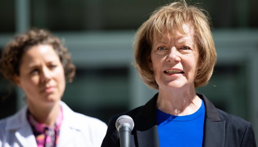 Minnesota Senator Tina Smith Criticizes Texas Abortion Ban