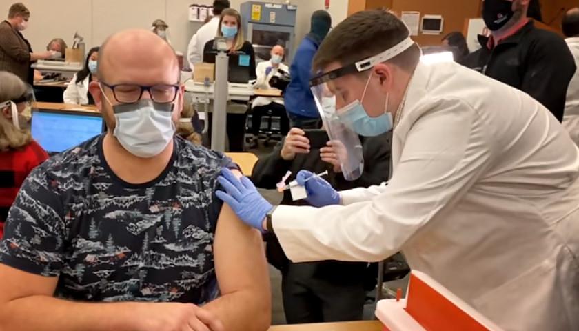 Study: Ohio COVID-19 Vaccine Lottery Failed to Increase Rates