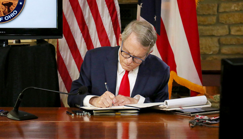 Governor Mike DeWine Signs Ohio Budget into Law