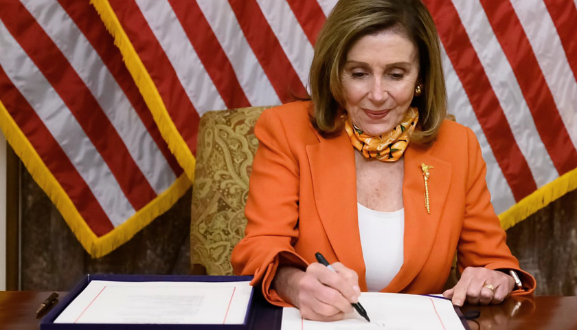 Pelosi Floats Passing Infrastructure and Budget Simultaneously as Moderates and Progressives Feud
