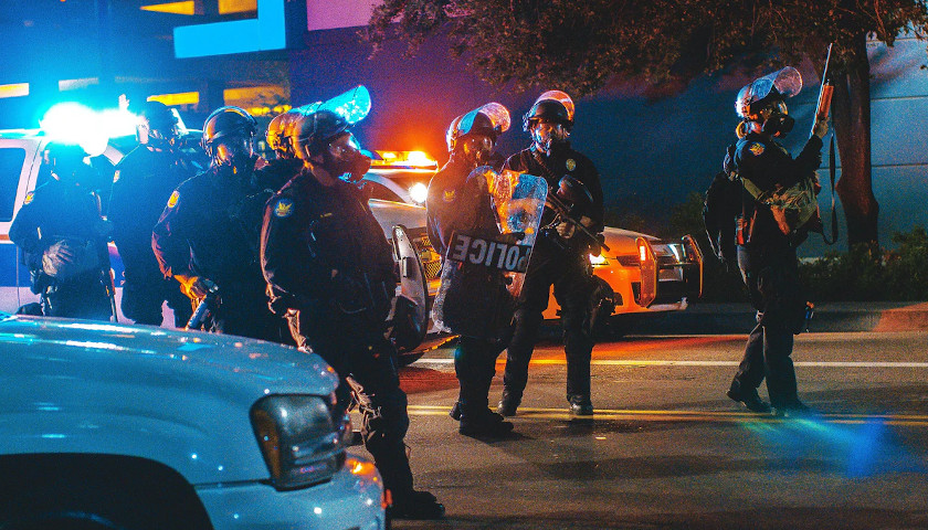 Commentary: Secure Law and Order in America