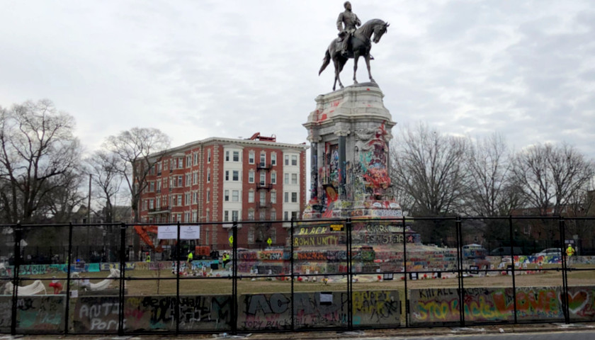 Virginia Democratic Gov. Northam Removes Gen. Robert E. Lee Statue, to Livestream Event
