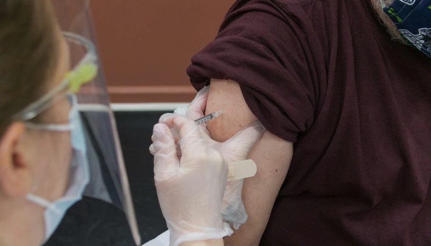 COVID-19 Vaccination Strategy Latest Issue in Gubernatorial Race