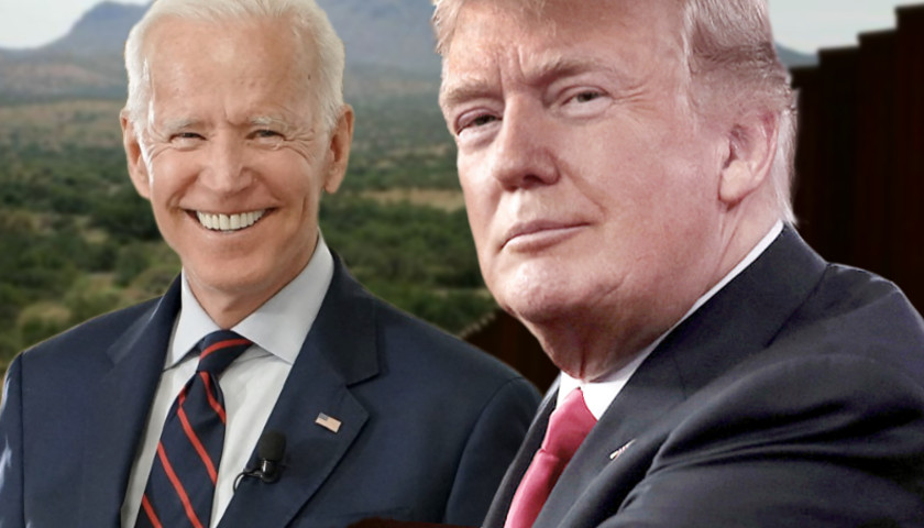 Trump Says Southern Border Is 'More Dangerous Than It's Ever Been' Under Biden