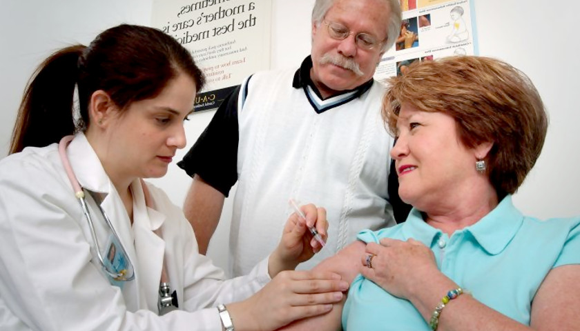 Arizona Department of Health Services Report Shows That Half of Arizonans Are Vaccinated