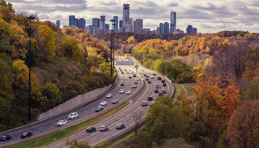 Infrastructure Bill Features Per-Mile User Fee Pilot Program