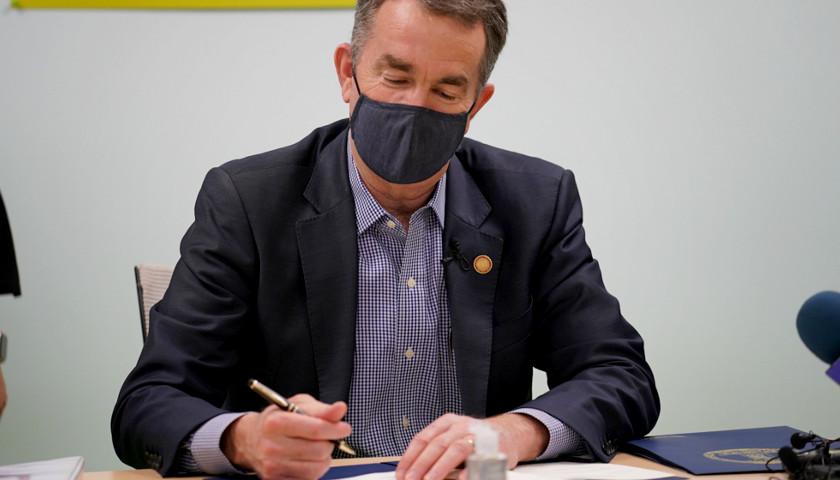 Virginia Gov. Northam Won't Mandate Masks, Signaling Bipartisan Response to New COVID Cases