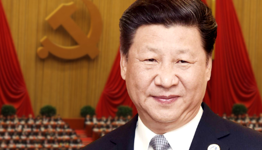 China Leader Xi Jinping Those Who Attempt to 'Bully' Will Face 'Bloodshed,' at Communist Party Event