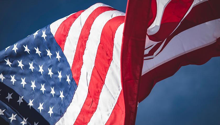 College Student in Missouri Filmed Throwing Away 2,977 9/11 Memorial Flags