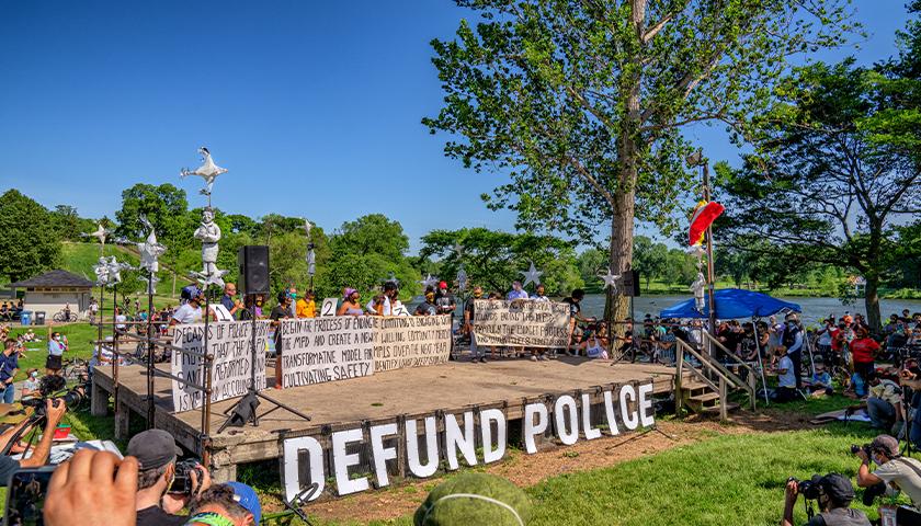 Gov. Walz, Angie Craig Oppose Minneapolis Effort to Defund Police
