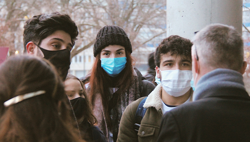 Critics Assail Widely Touted Study on Mask Effectiveness Against COVID