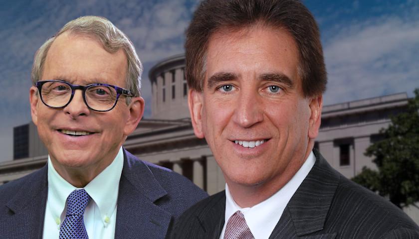 Jim Renacci Slams Ohio Gov. DeWine over Response to Biden Vaccine Mandate