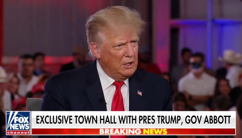 Without Revealing His Decision, Trump Says He Has Made Up His Mind About Whether He Will Run in 2024