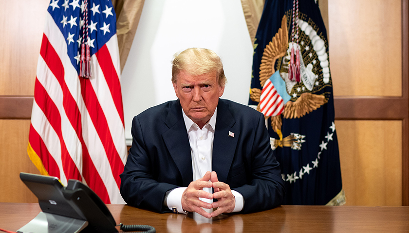 Trump Blasts Political Enemies, Warns About Future of U.S. in Wide-Ranging Interview with John Fredericks