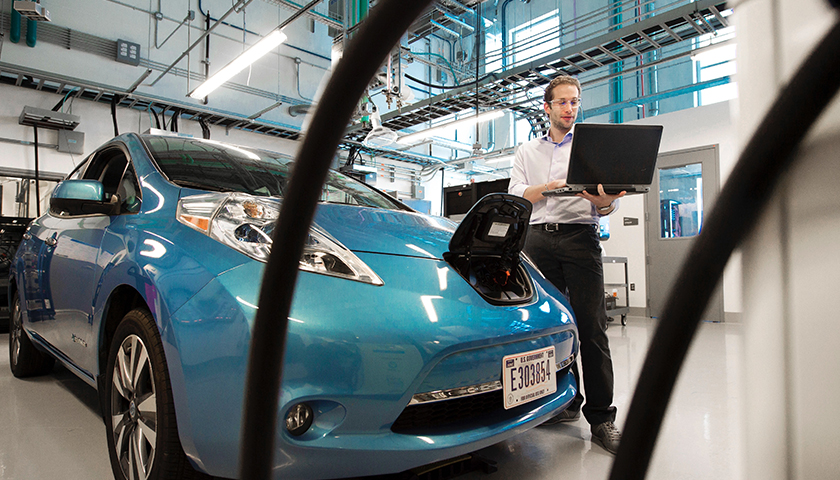 Commentary: Biden's Electric Car Plan Means Rigging Manufacturing to Favor Unions