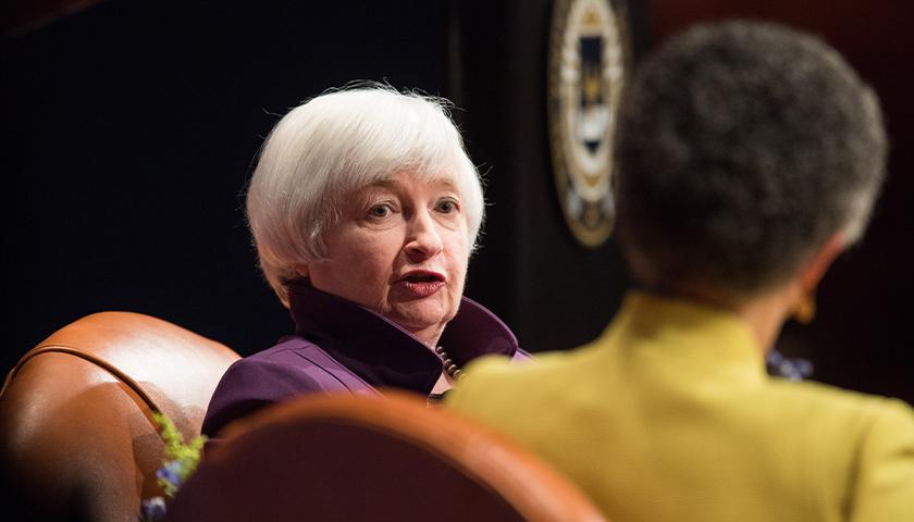 Treasury Secretary Warns of 'Rapid' Inflation This Year
