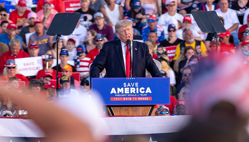 Former President Trump to Hold Rally in Alabama