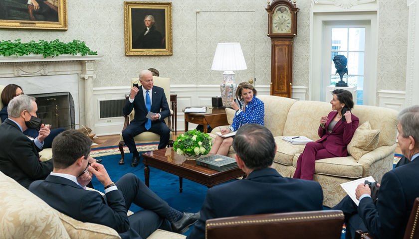 Biden to Push for Amnesty in Reconciliation Package