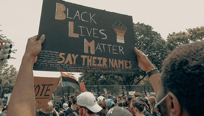 Group of Police Officers Sue California City Over Black Lives Matter Mural