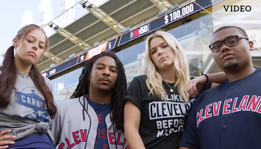 Cleveland Indians Change Name to Cleveland Guardians After Years-Long Leftist Pressure Campaign