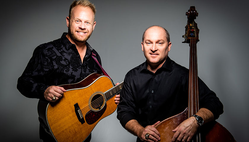 Music Spotlight: Dailey and Vincent