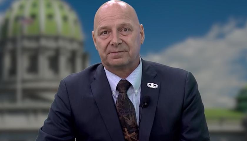 Pennsylvania State Sen. Doug Mastriano Initiates Forensic Investigation of 2020 Election