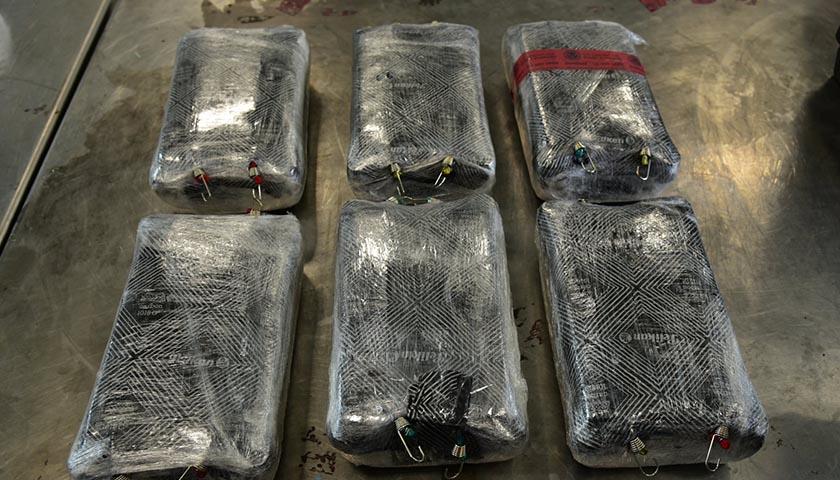 Border Patrol's Fentanyl Seizures Increase by 4,000 Percent Amid Crisis, Officials Say
