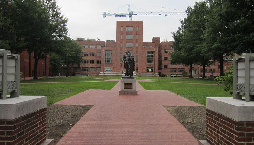 George Washington University's Francis Scott Key Hall May Face Name Change