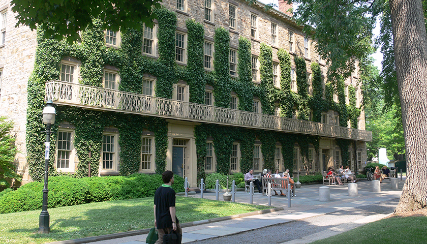 Social Justice Group Tells White Dallas Residents Not to Send Kids to Ivy League Schools