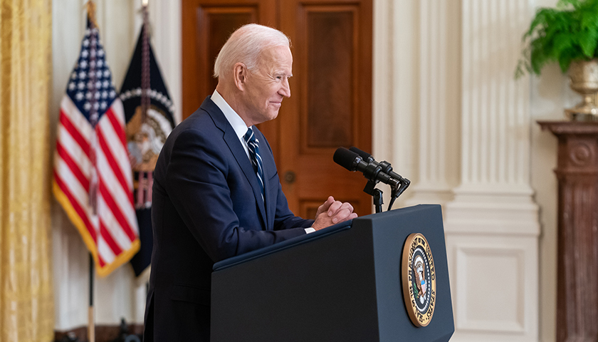Commentary: Biden's Approval Rating Is Dropping Fast