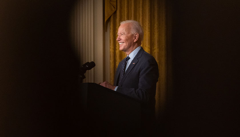 Commentary:  Biden Gaffe Renews Questions About COVID Transparency