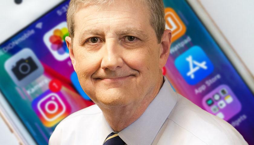 Louisiana's Senator Kennedy Files Bill Targeting Social Media Companies That Promote Divisive Content