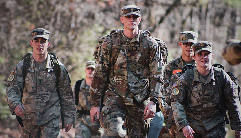 Commentary: Military Potentially Losing Middle America