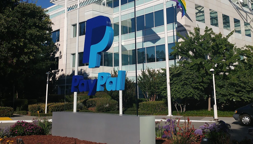 PayPal Teams Up with Far-Left Anti-Defamation League to Target Right-Wing Users