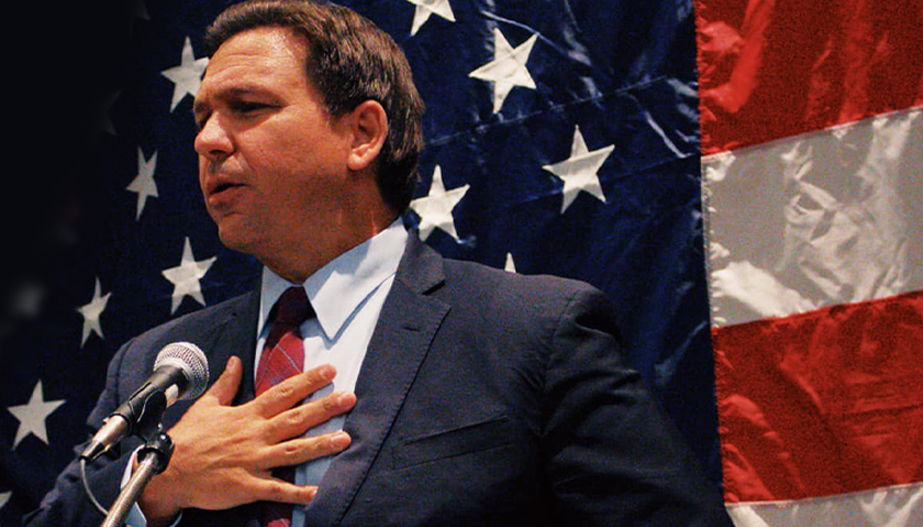 Commentary: Florida's DeSantis Is America's Great Right Hope